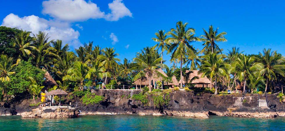 The Awe Inspiring Bouma Waterfalls On Taveuni Island Raiwasa